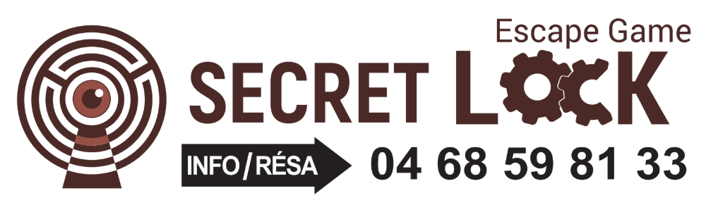 Secret Lock 66 - Escape Game Perpignan